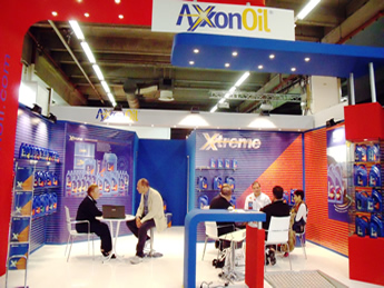Axxonoil Automechanika Francoforte 2012