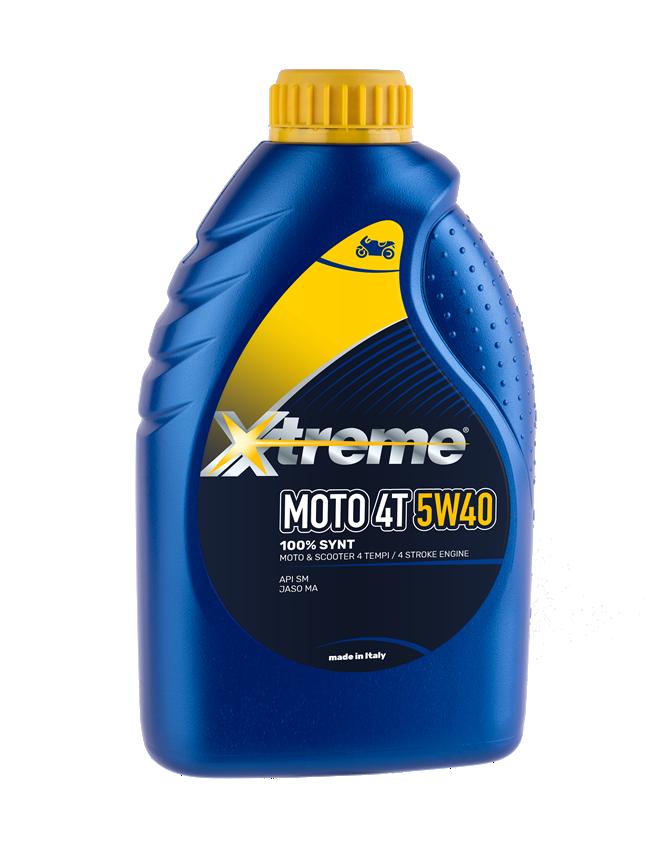 XTREME Moto 4T 5W40 1L
