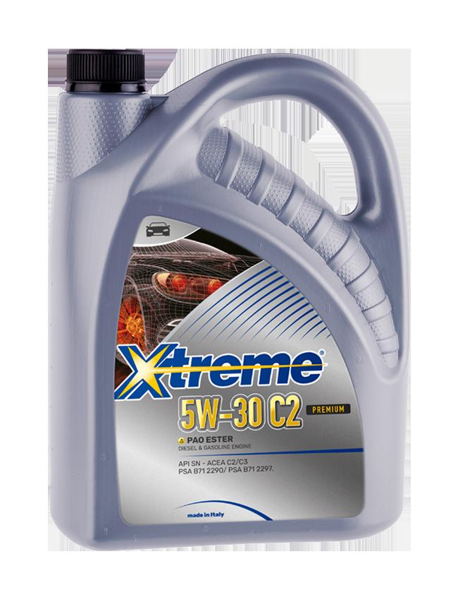 XTREME Premium 5W30 C2 4L