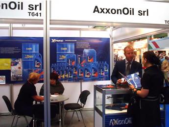 Axxonoil - Automechanika Moscow 2011 foto01