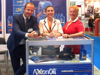 Axxonoil - Automechanika Moscow 2011 img01