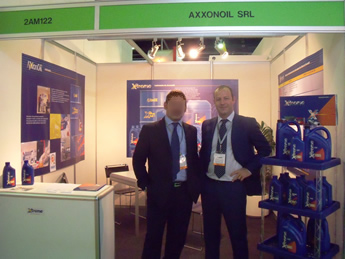 Axxonoil - Automechanika Middle East 2011 foto02