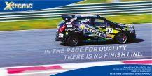 Xtreme alla NEXEN TIRE speed racing 2018 Korea