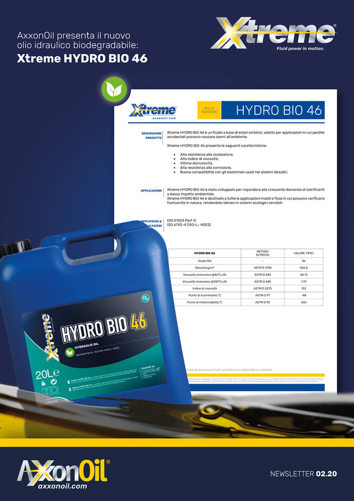 NEW PRODUCT! Xtreme HYDRO BIO 46