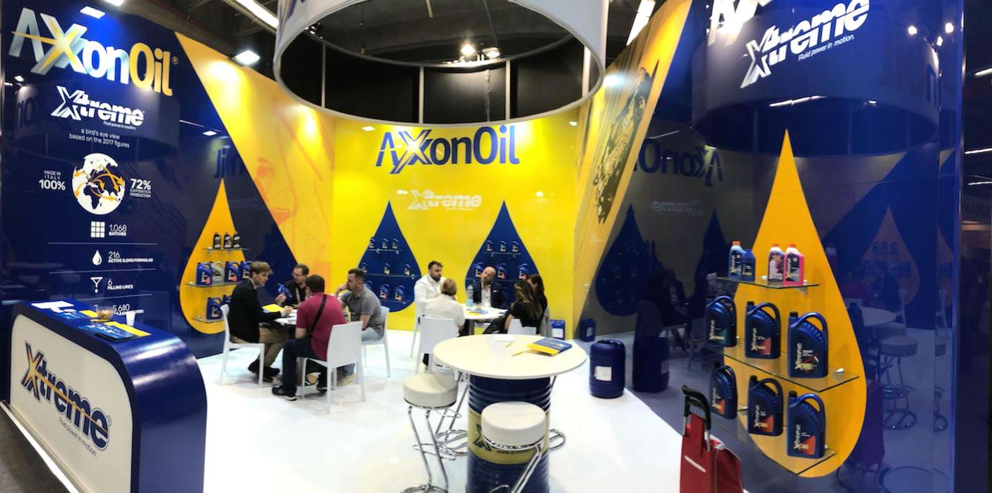 Axxonoil Frankfurt Automechanika 2018