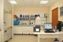 Una sezione del laboratorio